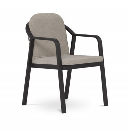 Tierra Pep dining chair charcoal